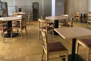 軽食、売店、カフェ・レストラン